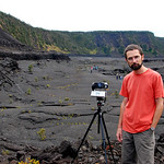 Shooting a Gigapan in Kilauea Iki Crater